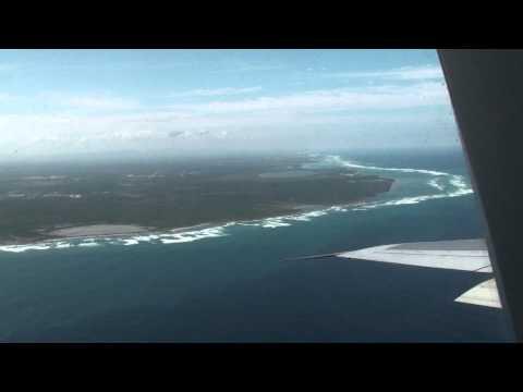 Вылет из аэропорта Пунта Кана.
