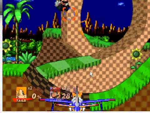 Super Smash FLash 2 V0.8-All Final Smash