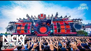 Video Nicky Romero Drops Only - Ultra Japan 2017 download MP3, 3GP, MP4, WEBM, AVI, FLV September 2017