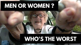 Men The Worst Drivers?? Is it True?
