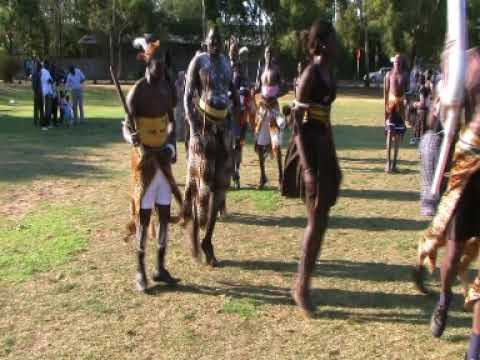 Dinka Bor Cultural Dances in Australia