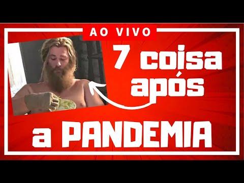 7 coisas que FAREMOS após a quarentena da PANDEMIA gerada pelo novo coronavírus | Papo com Eldo 04