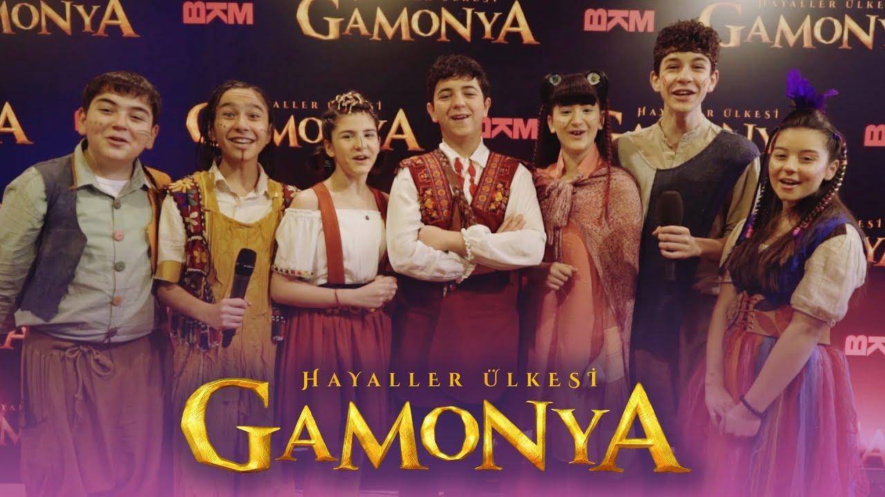 Gamonya Hayaller Ülkesi - Özel Gösterim (Sinemalarda)