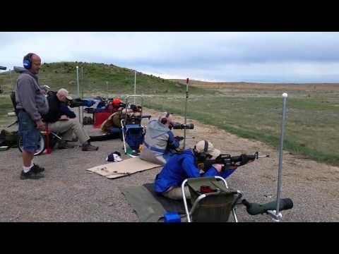 Colorado Rifle Club Across the Course Rapid fire