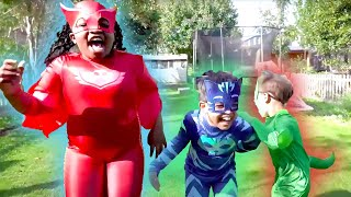 PJ Masks in Real Life | Full Episodes BOO BOO, Colors | PJ Masks