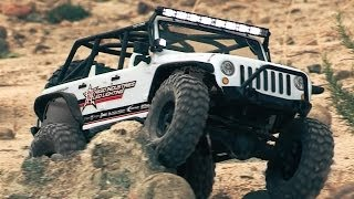 Axial SCX10™ Jeep® Wrangler Unlimited C/R Edition 4WD RTR AX90035