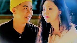 [ENG] #1 Hwasa ✘ Loco — 화사x로꼬 커플 심쿵영상모음 파트 1