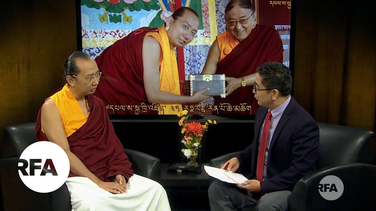 RFA Interview with the 42nd Sakya Trizin throne holder Ratna Vajra Rinpoche