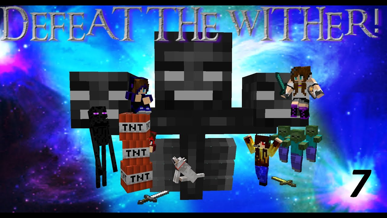 Download Defeat The Wither! EP.7 uhhhh......