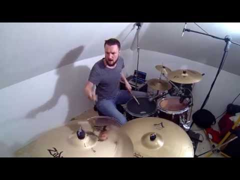 Foo Fighters - Stacked Actors (Drum Cover)