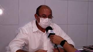 ALTO SANTO Secretário de Saúde Francisco José convida população da região do Castanhão para Tenda da