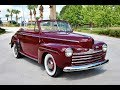 1947 Ford Super Deluxe Convertible SOLD