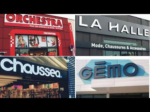 جولة في مركز تجاري بفرنسا  tour au centre commercial  en France 🗼