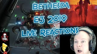 Bethesda E3 2019 Live RivalBoss Reactions