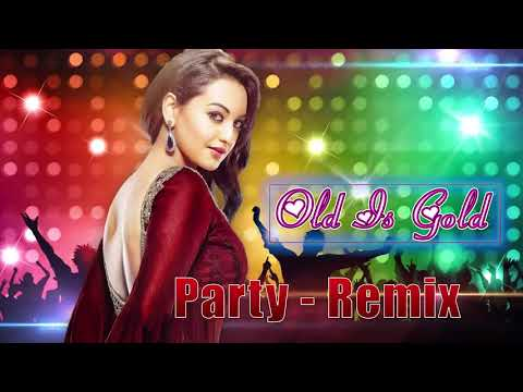90's Best Hindi DJ Mix Songs   Old Hindi Songs Remix   Old Is Gold DJ Hindi Songs Collection