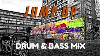 Dark 'n' Heavy DRUM & BASS | Jump Up 2017 Mix