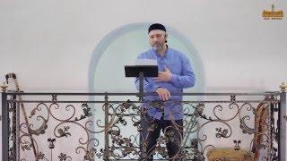 Хож-бауддин Шахбулатов - Аллахlа вайн кхел шей lильманца ца йо, вай динчуьнца йо 04.03.2016 год.