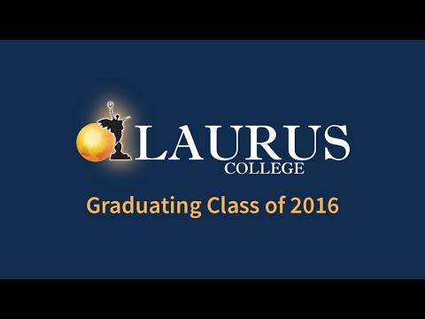 Laurus College Graduation Ceremony (January 14, 2017)