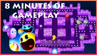 Apple Arcade ::  PAC-MAN Party Royale Gameplay on iOS