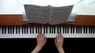 Scheherazade (The Young Prince and the Princess) - Rimsky-Korsakov - Piano Solo