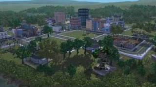 Simcity Societies trailer / Simcity Yhteiskunnat traileri