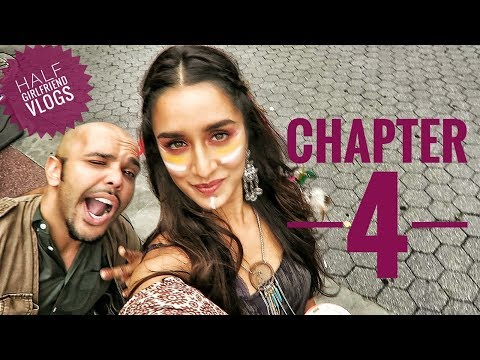 Half Girlfriend Vlogs- Chapter 4 | SHRADDHA KAPOOR TAKES OVER THE VLOG
