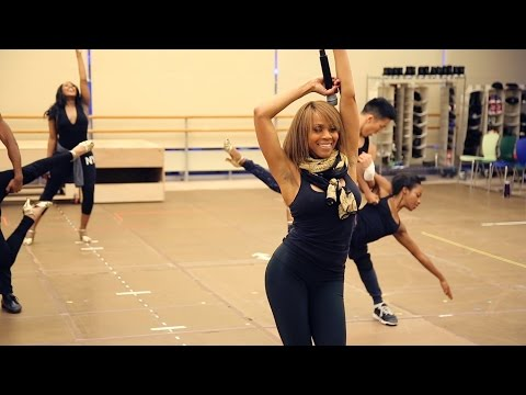 It's all in them! Enjoy Deborah Cox and THE BODYGUARD cast's sweet moves and golden pipes.