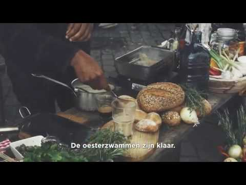 Soup around the World:  Tip van Naresh