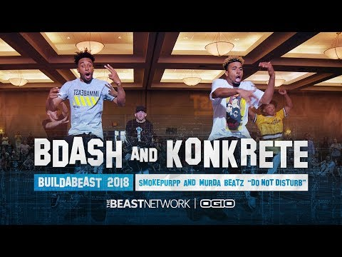 Smokepurpp & Murda Beatz - Do Not Disturb   Choreography by BDash & Konkrete   BABE18