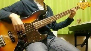 アルバム「SHISHAMO3」より中庭の少女たちをベースで弾いてみました! 映像は別撮りです! 【原曲様】 https://www.youtube.com/watch?v=CvY8Qj9dgW8.
