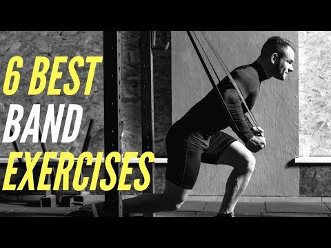 6 Best Band Exercises (ULTIMATE FULL BODY WORKOUT) | Mind Pump