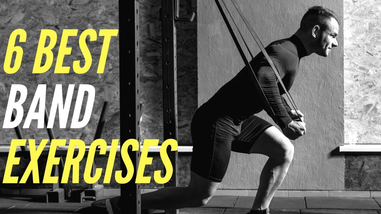 6 Best Band Exercises Ultimate Full Body Workout Mind Pump