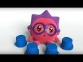 Малышарики - Ромашка☀🌼4⃣ - серия 60 - обучающие мультфильмы для малышей 0-4