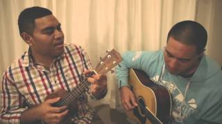 Isa Lei (Fijian farewell song) - Cover by John Pulu and Tom Natoealofa