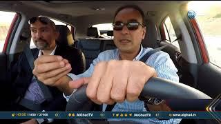 «ساعة من مصر» يختبر أول سيارة كهربائية في الشوارع المصرية