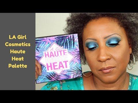 LA Girl Haute Heat Palette | Swatches & Tutorial thumbnail