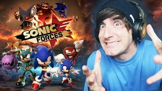 NUEVO SONIC FORCES!