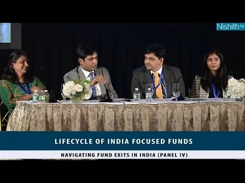 Lifecycle of India Focused Funds (New York, July 12, 2016): Panel 4
