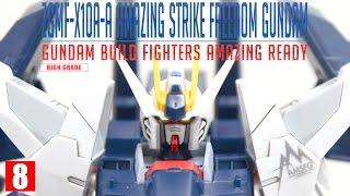 [REVIEW 2.0] HGBF 1/144 어메이징 스트라이크 프리덤 건담  / AMAZING STRIKE FREEDOM GUNDAM