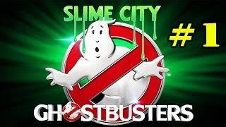 Video Ghostbusters: Slime City - 10 floors/New Upgrades Gameplay Walkthrough download MP3, 3GP, MP4, WEBM, AVI, FLV September 2017