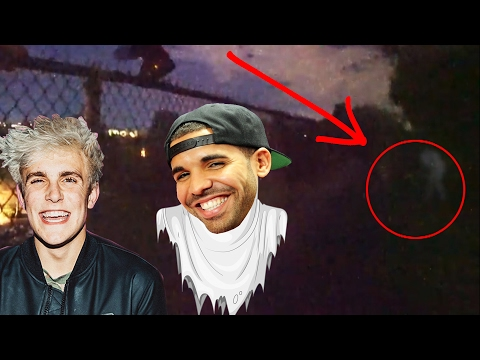 Thumbnail: I SAW A GHOST IN JAKE PAUL'S VIDEO!!