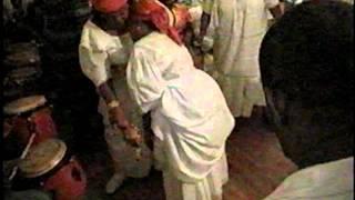 HAITIAN VODOU/ SOCIETE TIPATIPA MANMIE TOYE/ INSTALATION YABOUKE BON MAMBO PART 6; 786-326-0365