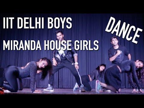 IIT DELHI AND MIRANDA HOUSE DANCE || IDP 2018 || SANKALRA X MATA X TANZ