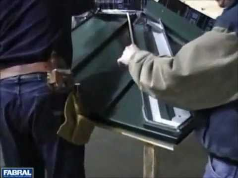 Quot How To Install Standing Seam Metal Roof Quot By Fabral Youtube