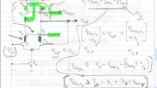 Lecture 45 Telescopic cascode opamp frequency response