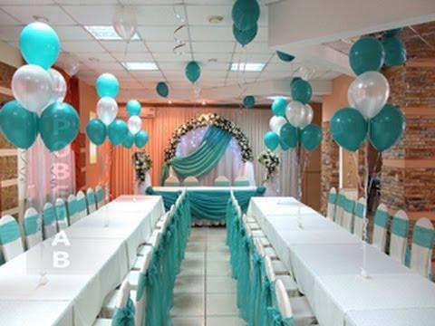 Как украсить комнату шарами своими силами. 20 идей с фото