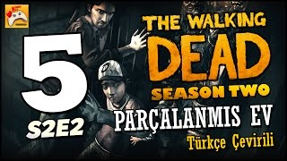 THE WALKING DEAD SEZON 2 E2 #5 Şoktayım! - Türkçe Çevirili