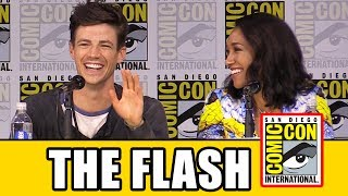 THE FLASH Comic Con Panel - Season 4 News  Highlights