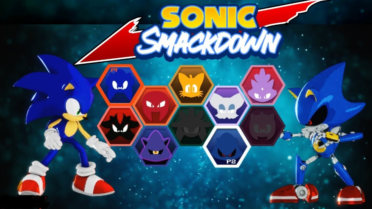 Sonic Smackdown Brutal Cpus Added All Characters Youtube The game is free, but you can still support it on the developer's website. sonic smackdown brutal cpus added all characters