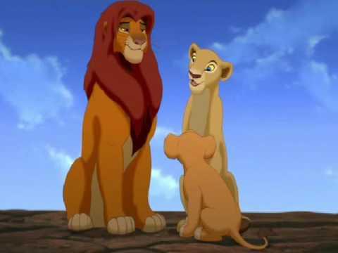 Le roi lion 2  Début